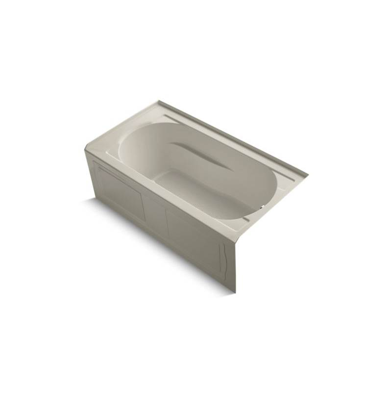 Kohler Three Wall Alcove Air Bathtubs item 1357-GRAW-G9