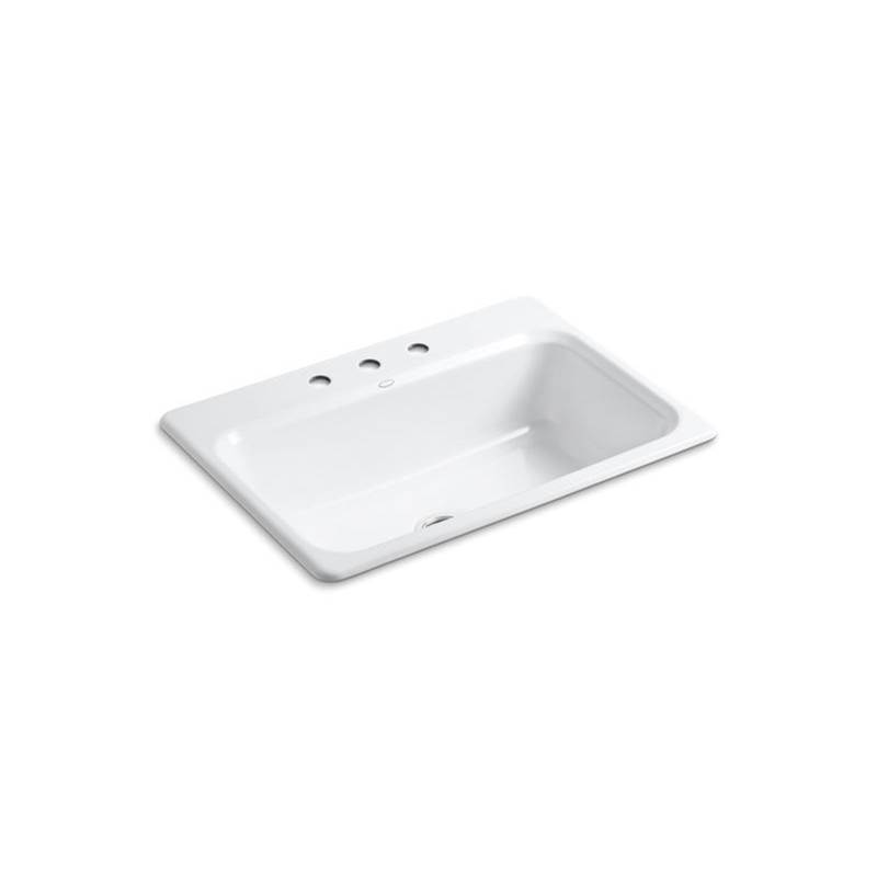 Kohler Drop In Kitchen Sinks item 5832-3-0