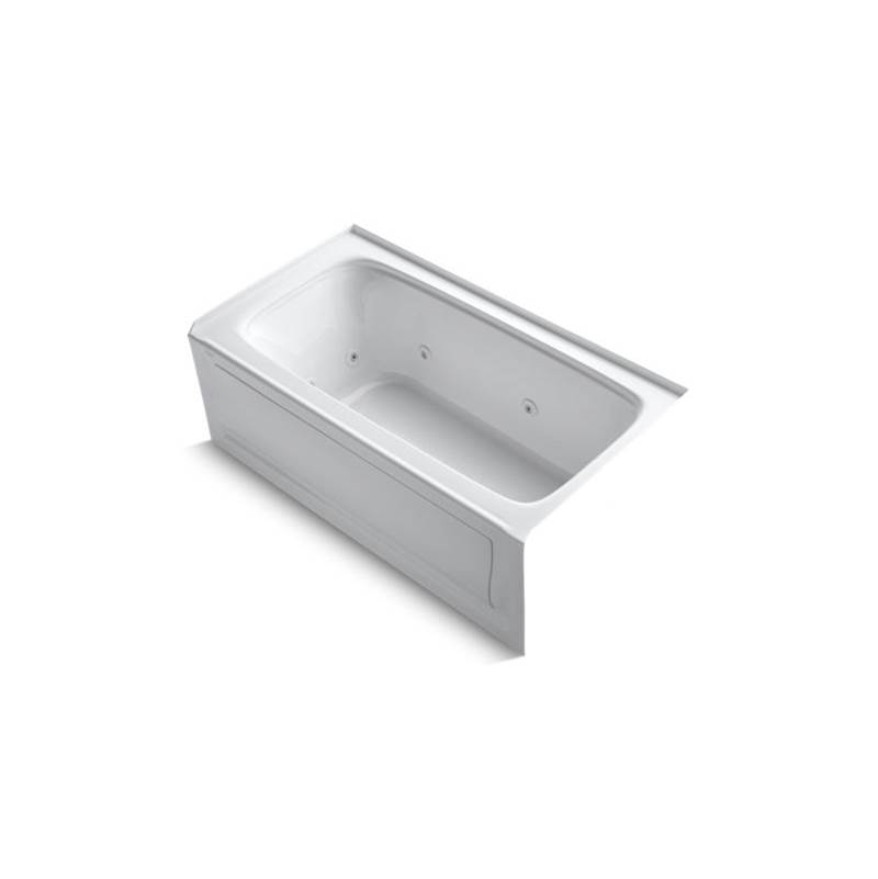 Kohler Three Wall Alcove Whirlpool Bathtubs item 1151-RA-0