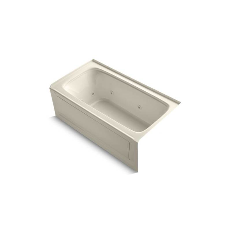 Kohler Three Wall Alcove Whirlpool Bathtubs item 1151-RAW-47