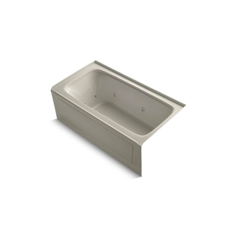 Kohler Three Wall Alcove Whirlpool Bathtubs item 1151-RA-G9