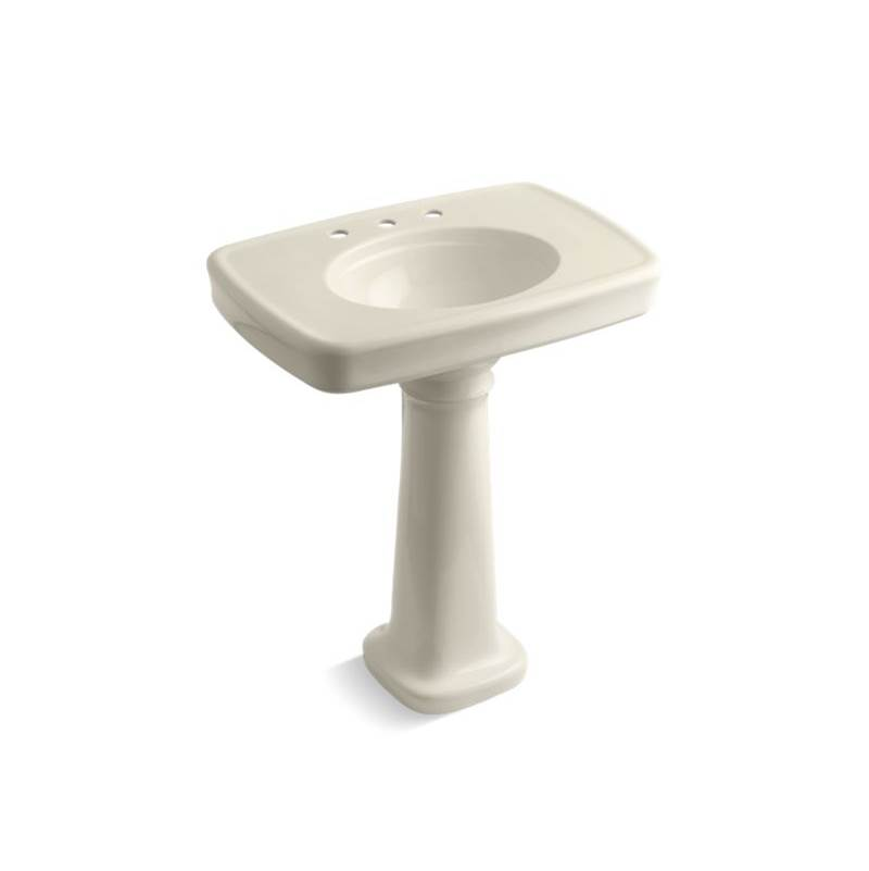Kohler Complete Pedestal Bathroom Sinks item 2347-8-47