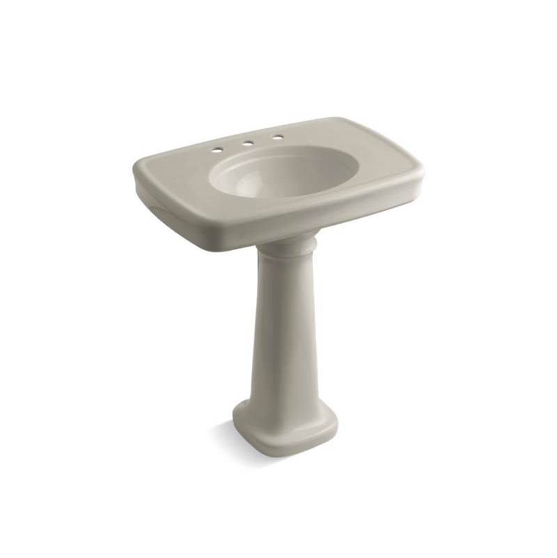 Kohler Complete Pedestal Bathroom Sinks item 2347-8-G9