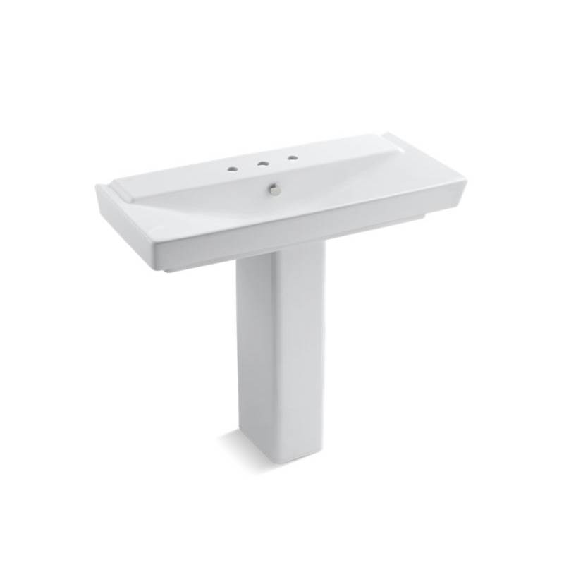 Kohler Complete Pedestal Bathroom Sinks item 5149-8-0