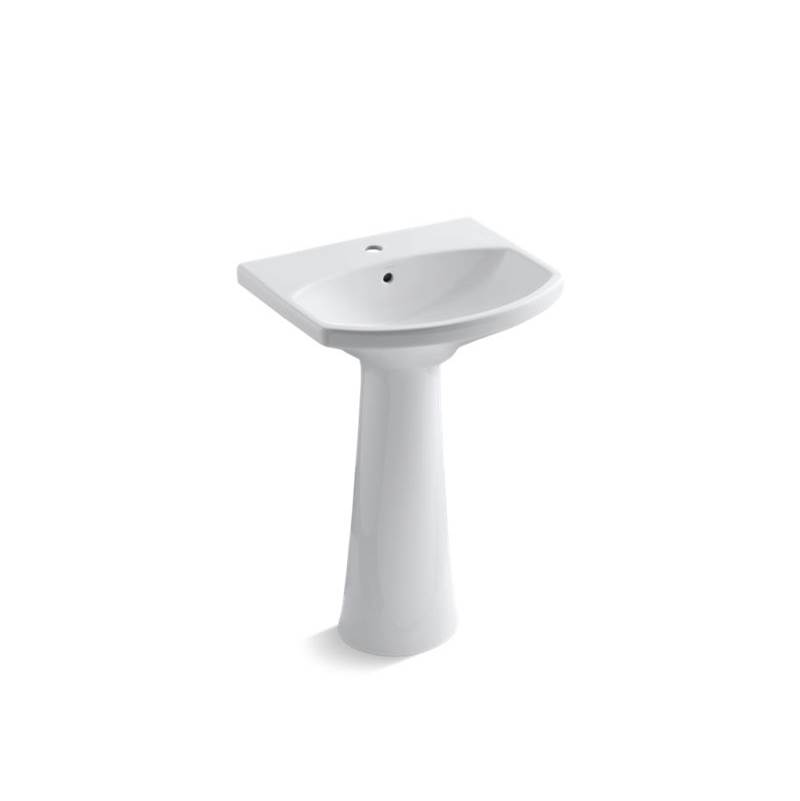 Kohler Complete Pedestal Bathroom Sinks item 2362-1-0