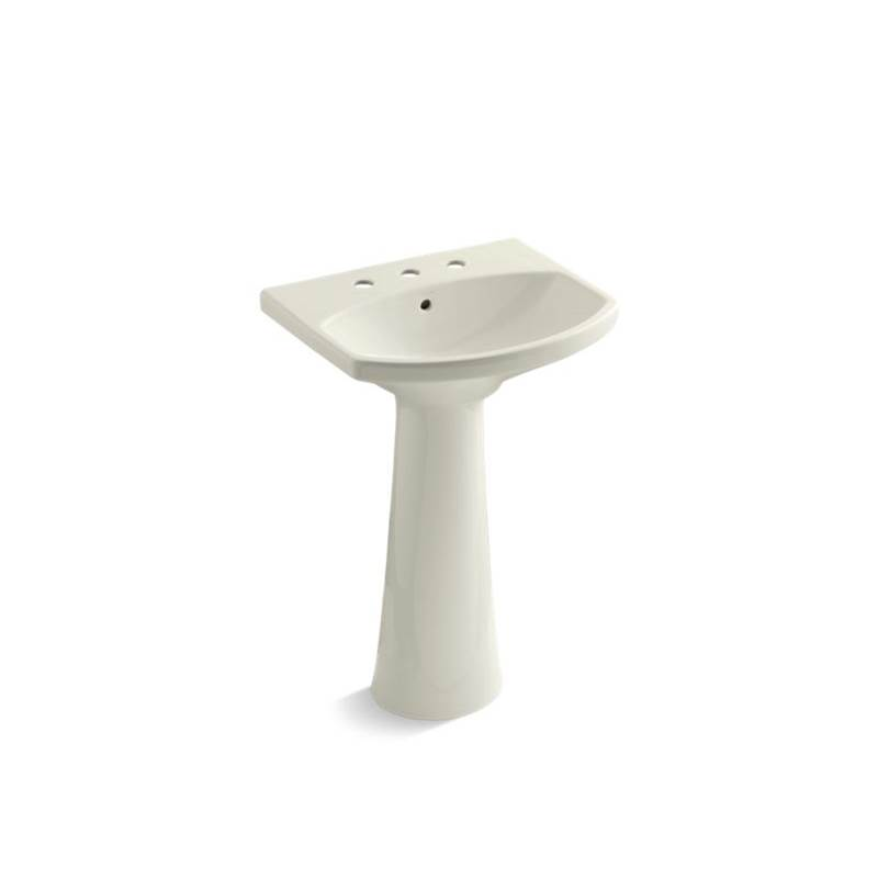 Kohler Complete Pedestal Bathroom Sinks item 2362-8-96