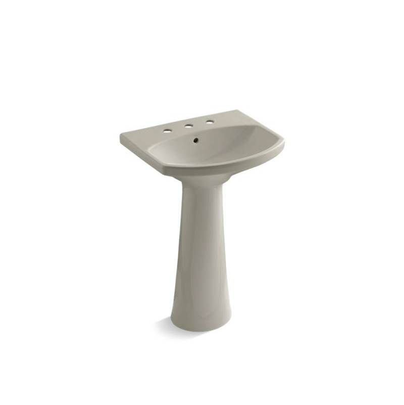 Kohler Complete Pedestal Bathroom Sinks item 2362-8-G9