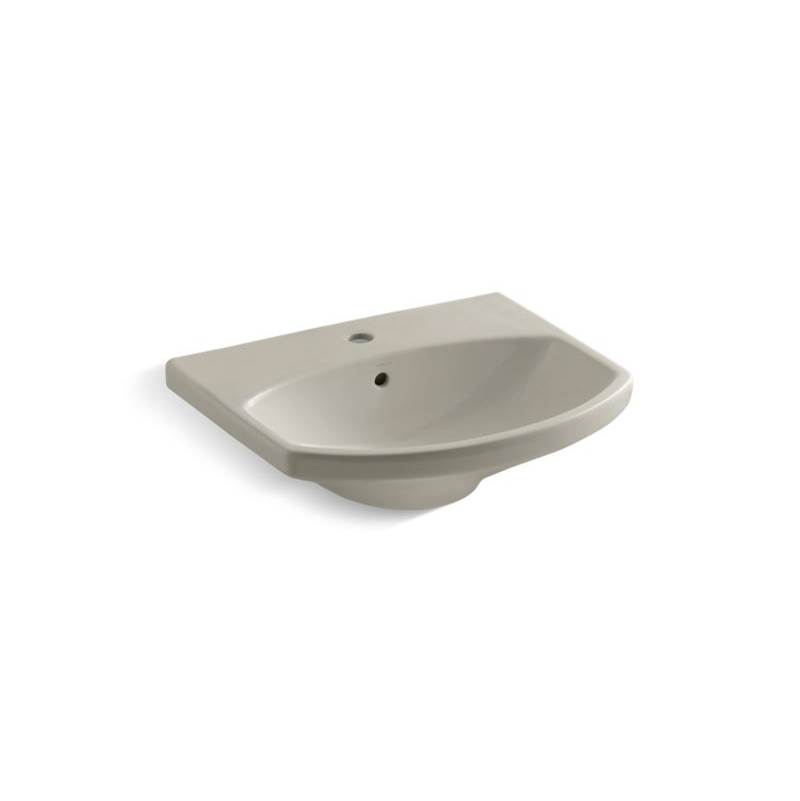 Kohler Vessel Only Pedestal Bathroom Sinks item 2363-1-G9