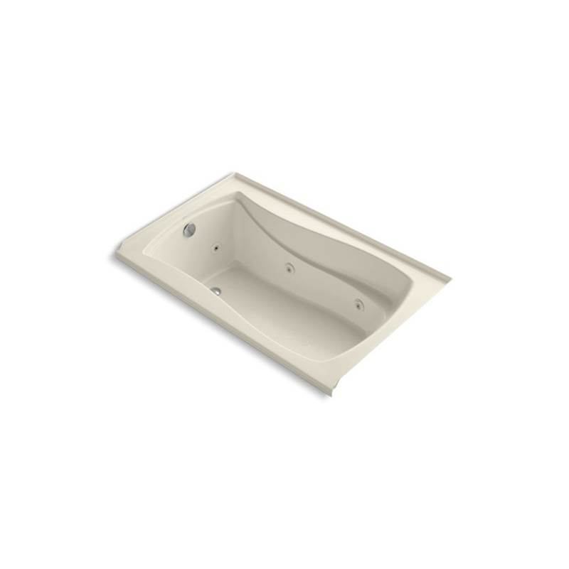 Kohler Three Wall Alcove Whirlpool Bathtubs item 1239-L-47