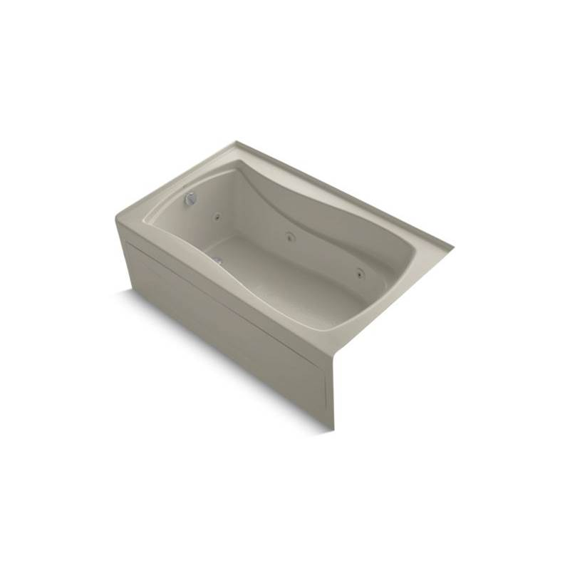 Kohler Three Wall Alcove Whirlpool Bathtubs item 1239-LA-G9
