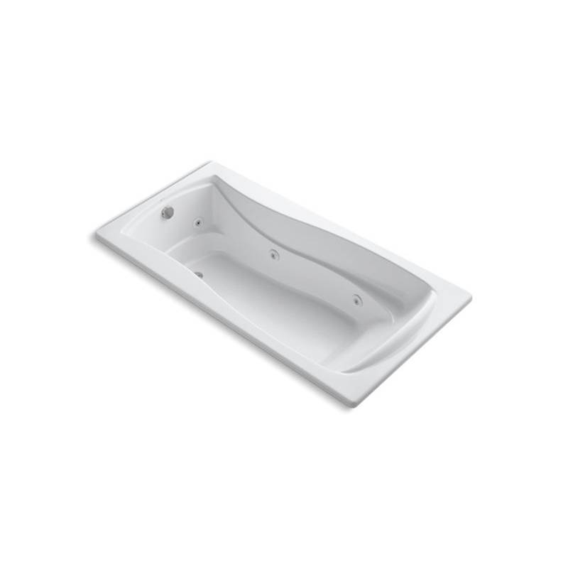 Kohler Drop In Whirlpool Bathtubs item 1257-HB-0