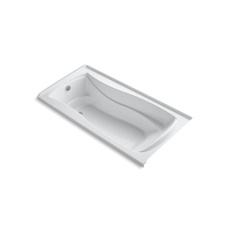 Kohler Three Wall Alcove Air Bathtubs item 1257-GLF-0