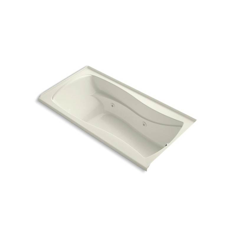 Kohler Three Wall Alcove Whirlpool Bathtubs item 1257-RW-96