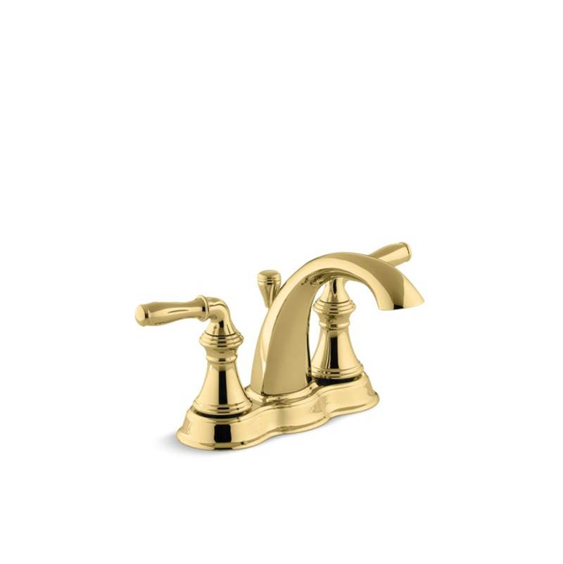 Kohler Centerset Bathroom Sink Faucets item 393-N4-PB