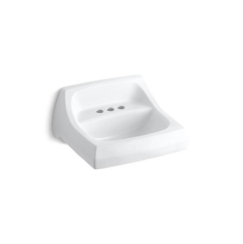 Kohler Wall Mount Bathroom Sinks item 2005-0