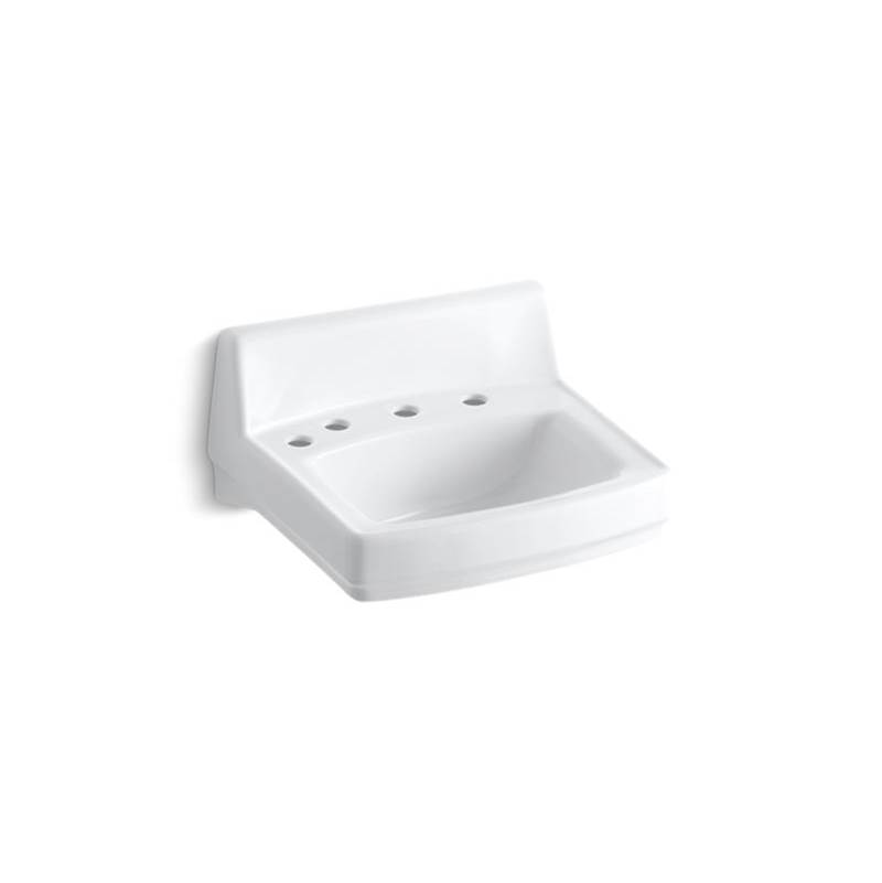 Kohler Wall Mount Bathroom Sinks Item 2030 L 0
