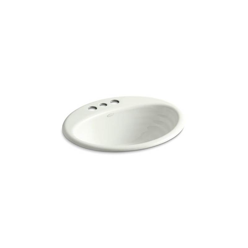Kohler Drop In Bathroom Sinks item 2906-4-NY