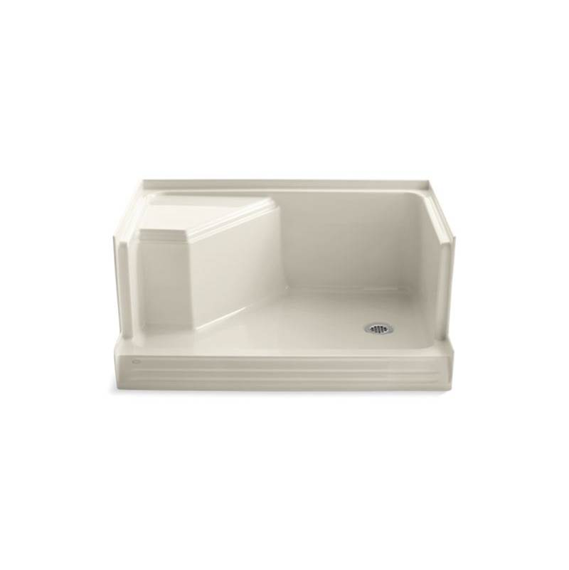 Kohler Three Wall Alcove Shower Bases item 9488-47
