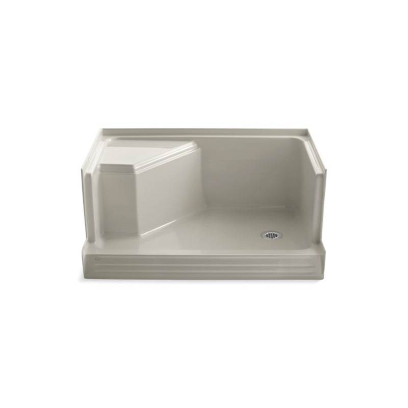 Kohler Three Wall Alcove Shower Bases item 9488-G9