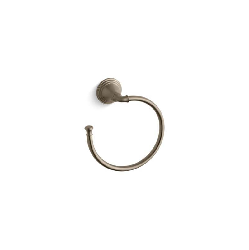 Kohler Towel Rings Bathroom Accessories item 10557-BV