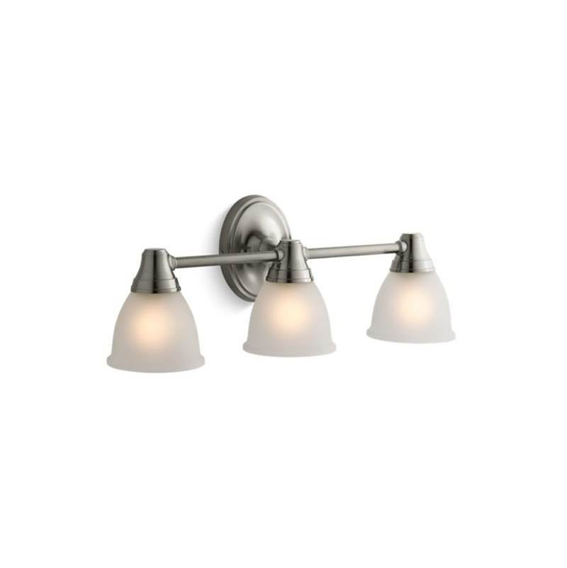 Kohler Three Light Vanity Bathroom Lights item 11367-BN