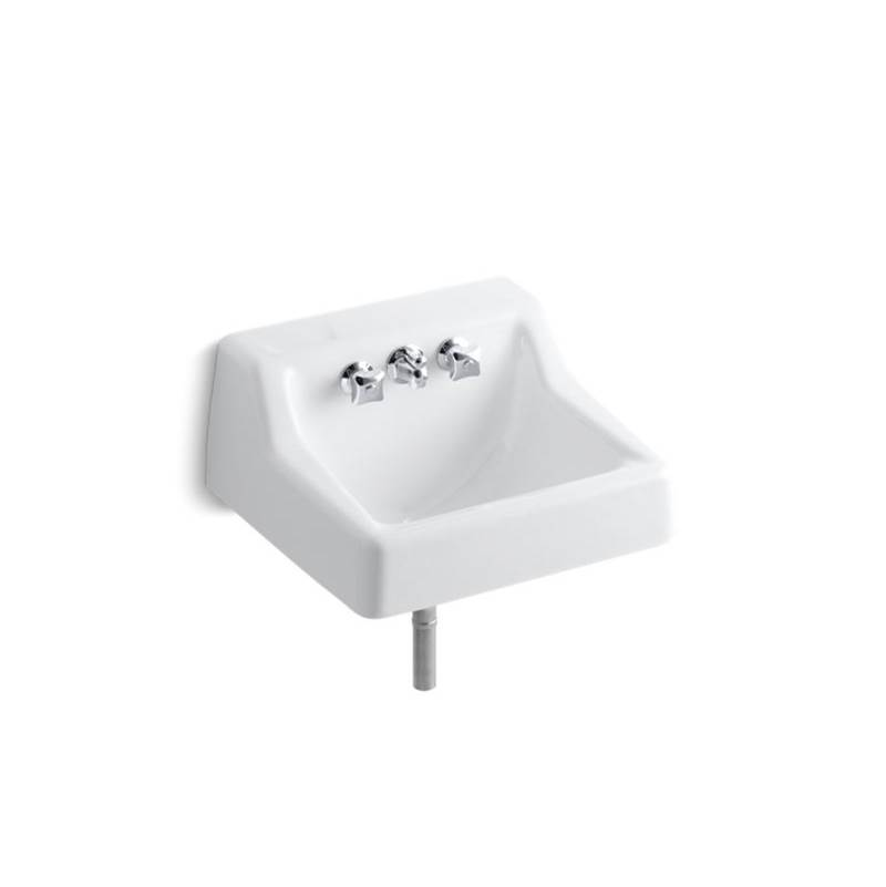 Kohler Wall Mount Bathroom Sinks item 2703-0