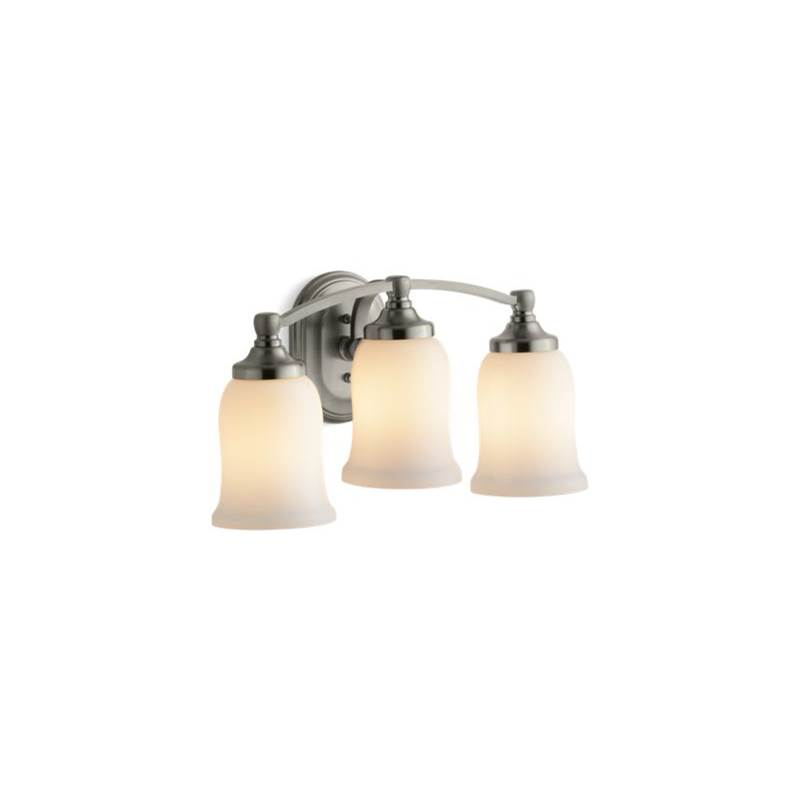 Kohler Three Light Vanity Bathroom Lights item 11423-BN