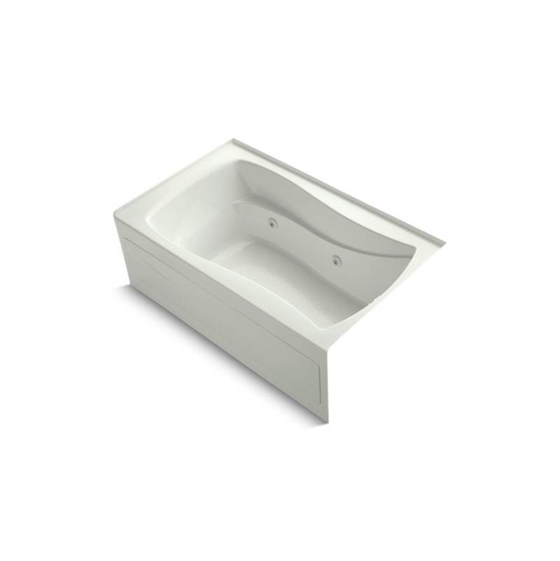 Kohler Three Wall Alcove Whirlpool Bathtubs item 1239-RAW-NY