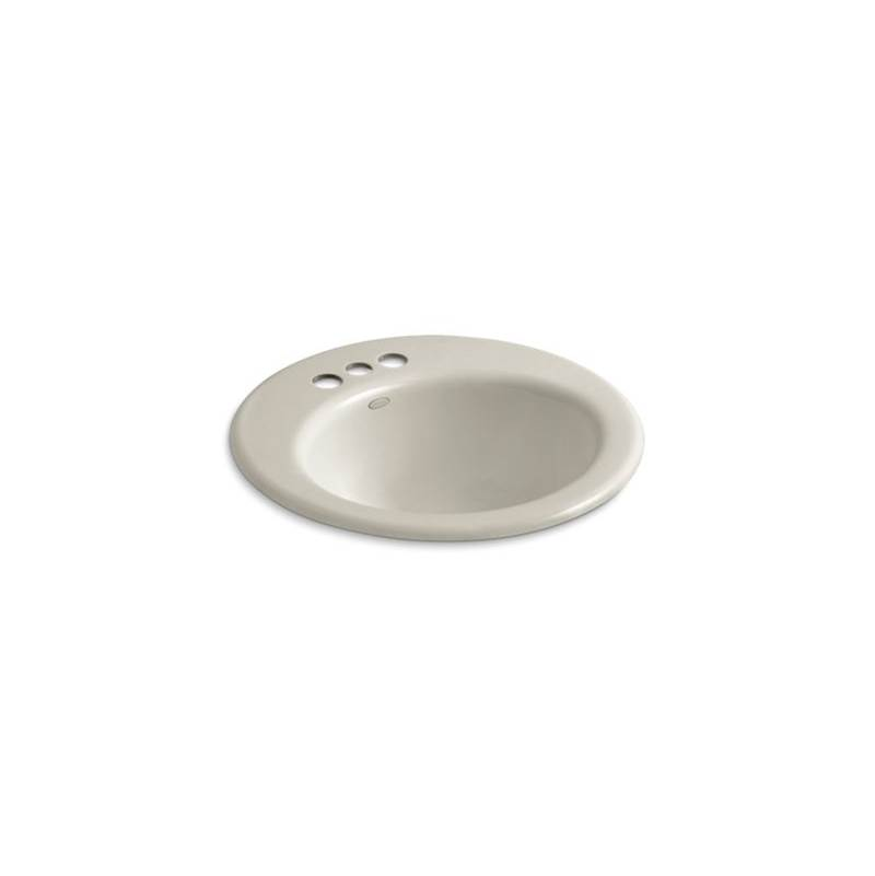 Kohler Drop In Bathroom Sinks item 2917-4-G9