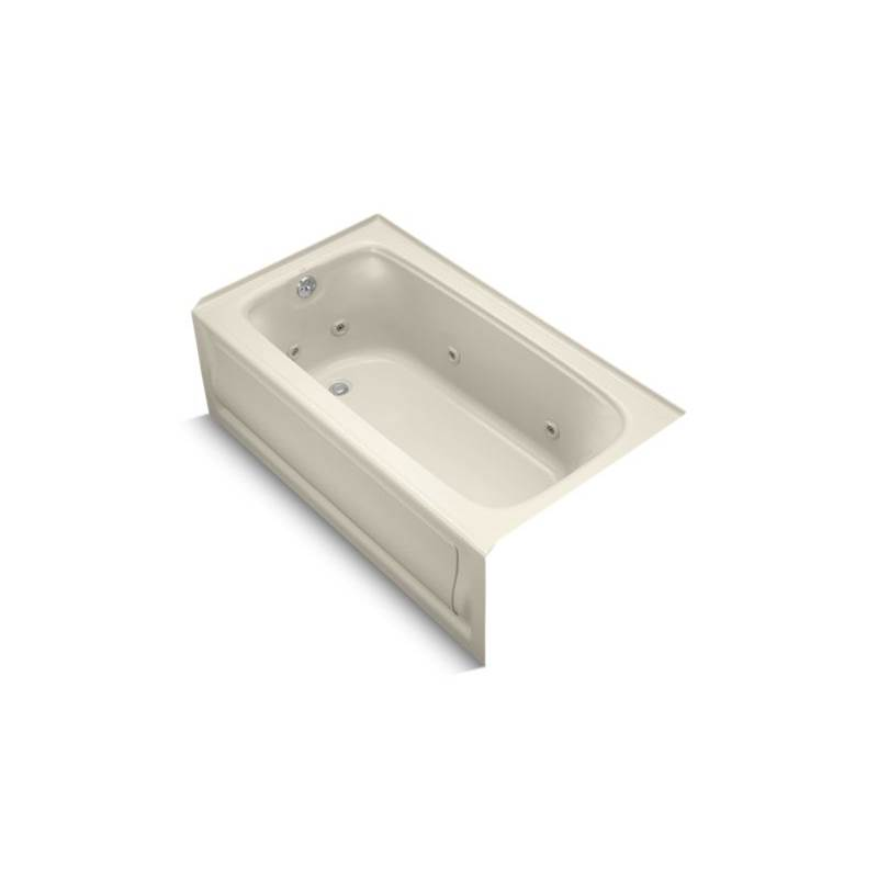 Kohler Three Wall Alcove Whirlpool Bathtubs item 1151-LA-47