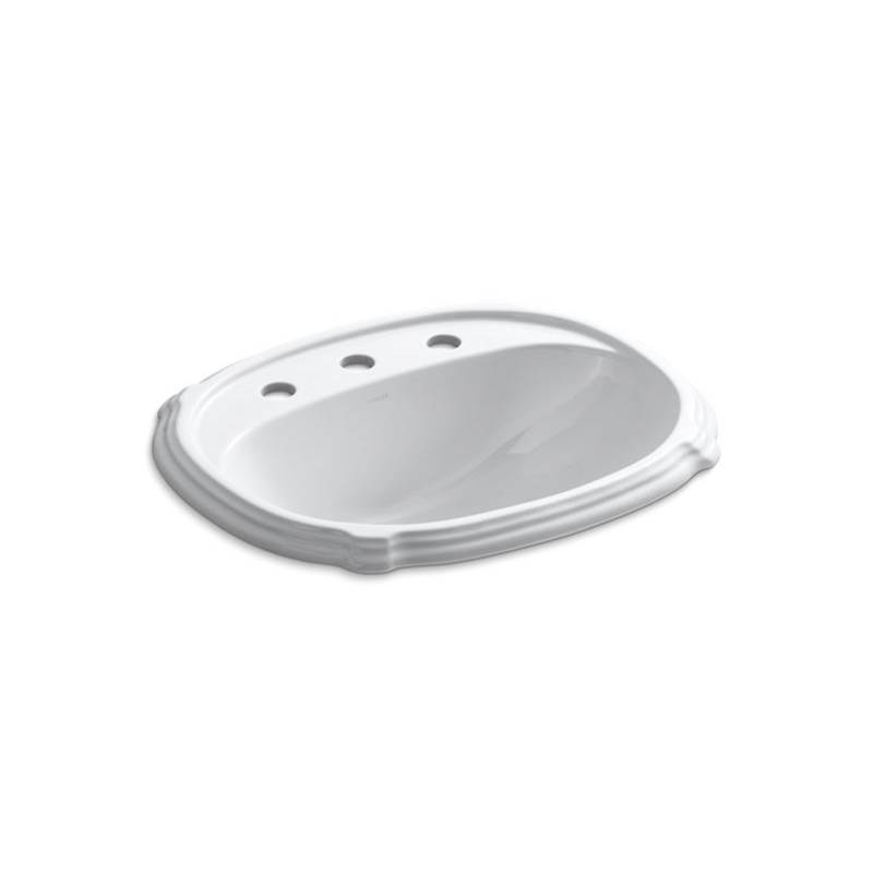 Kohler Drop In Bathroom Sinks item 2189-8-0