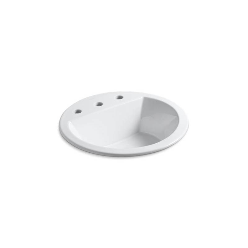 Kohler Drop In Bathroom Sinks item 2714-8-0