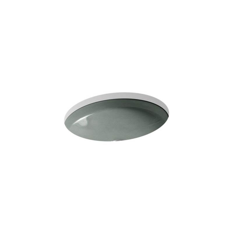 Kohler Undermount Bathroom Sinks item 2874-FT