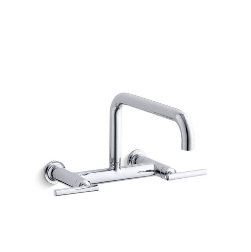 Kohler Wall Mount Kitchen Faucets item 7549-4-CP