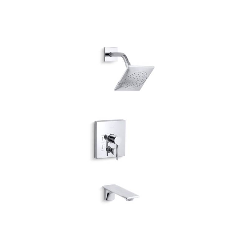 Kohler  Tub And Shower Faucets item T14776-4-CP