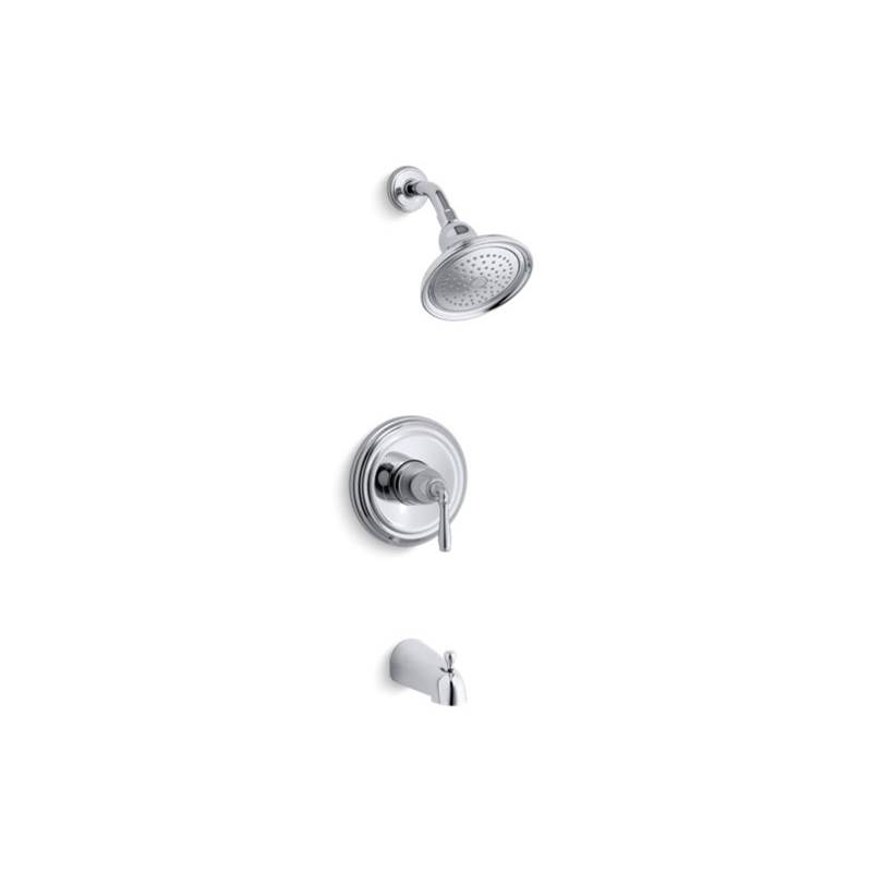 Kohler  Tub And Shower Faucets item TS395-4S-CP