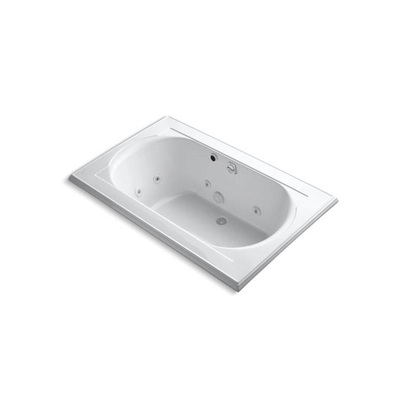Kohler Drop In Whirlpool Bathtubs item 1170-HE-0