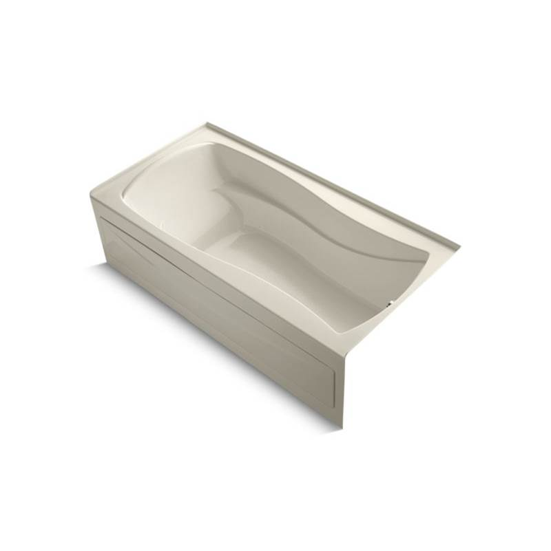 Kohler Three Wall Alcove Air Bathtubs item 1257-GRAW-47
