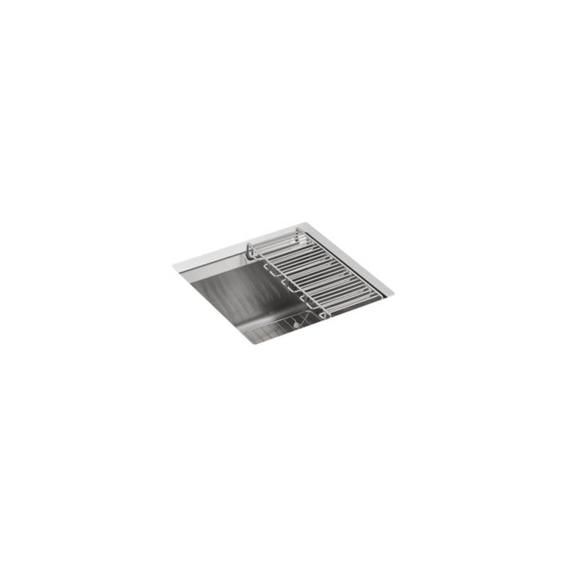 Kohler Undermount Bar Sinks item 3671-NA