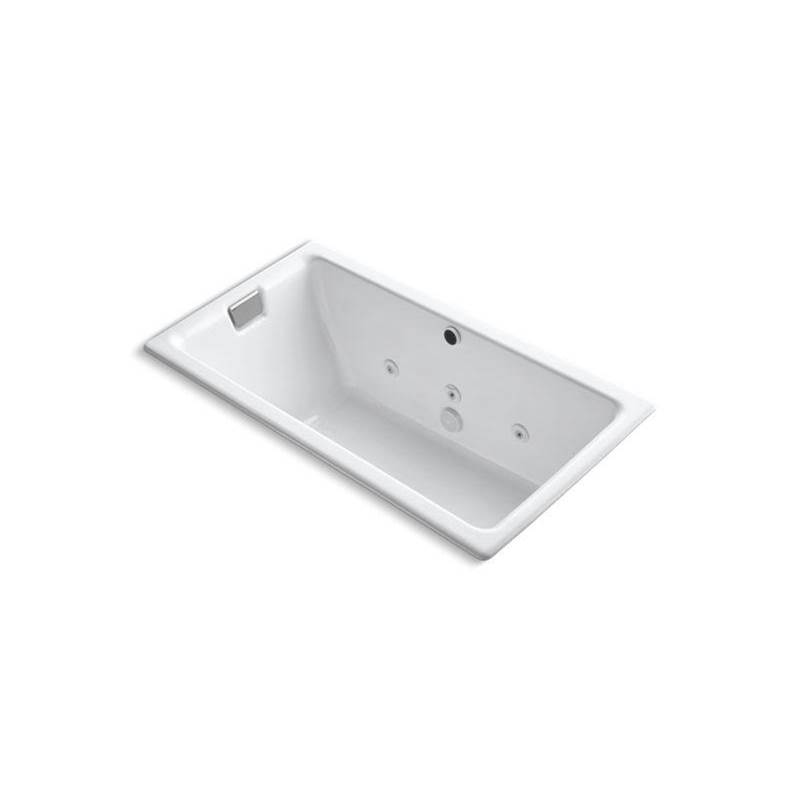 Kohler Drop In Whirlpool Bathtubs item 856-HE-0