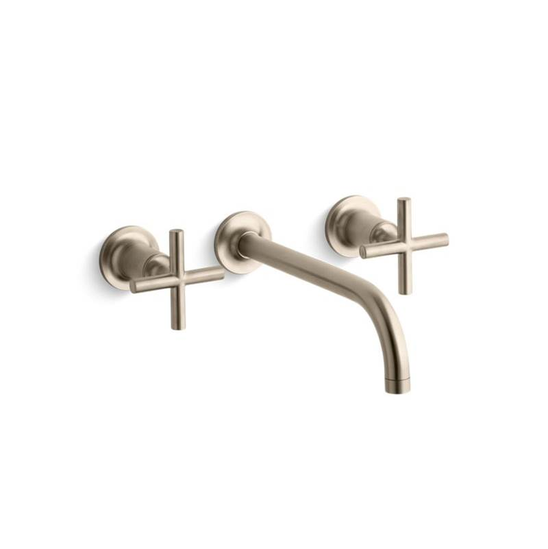 Kohler Wall Mounted Bathroom Sink Faucets item T14414-3-BV