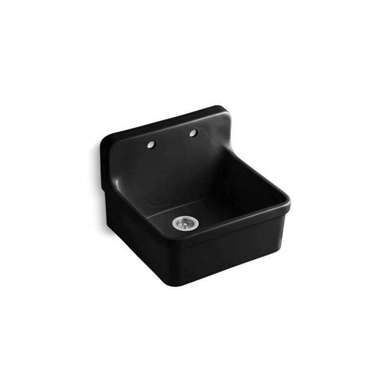 Kohler Wall Mount Kitchen Sinks item 12701-7