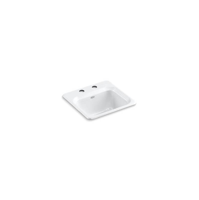 Kohler Drop In Bar Sinks item 6579-2-0