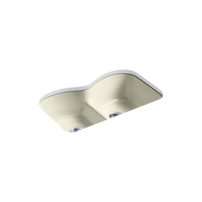 Kohler Undermount Kitchen Sinks item 6626-6U-FD