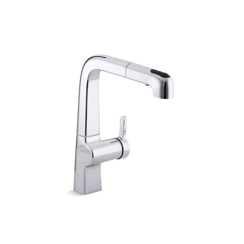 Kohler Single Hole Kitchen Faucets item 6331-CP