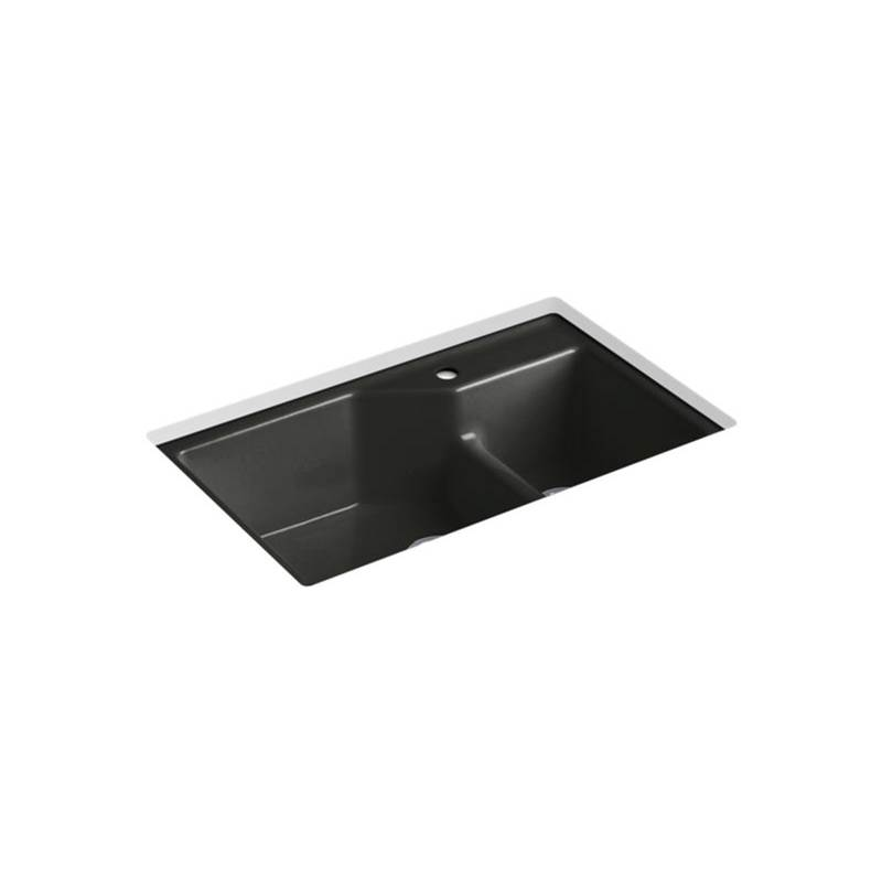 Kohler Undermount Kitchen Sinks item 6411-1-FP