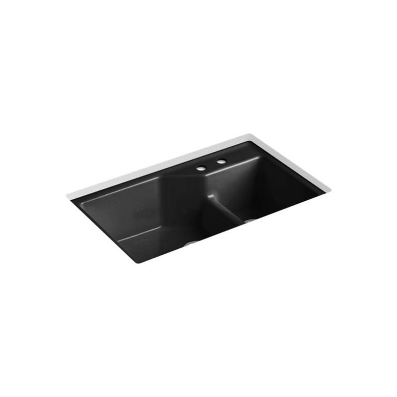 Kohler Undermount Kitchen Sinks item 6411-2-7