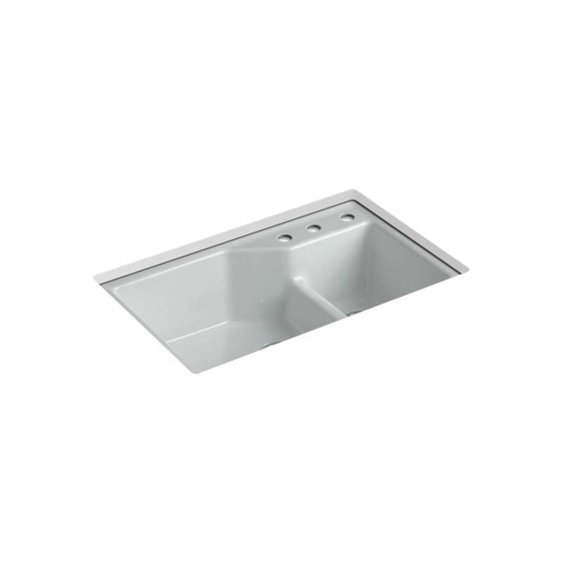 Kohler Undermount Kitchen Sinks item 6411-3-95