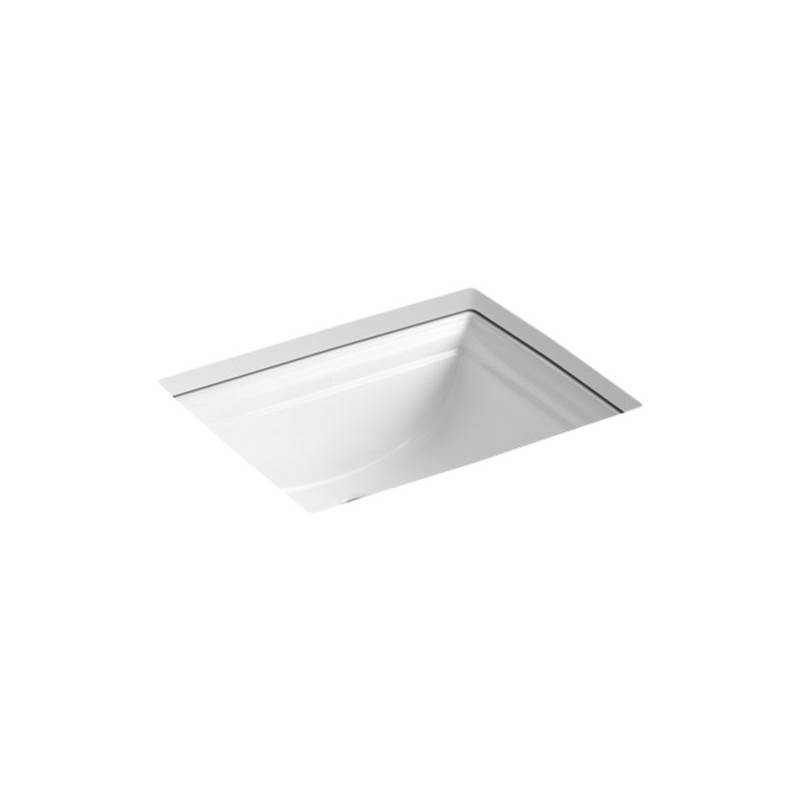 Kohler Undermount Bathroom Sinks item 2339-0