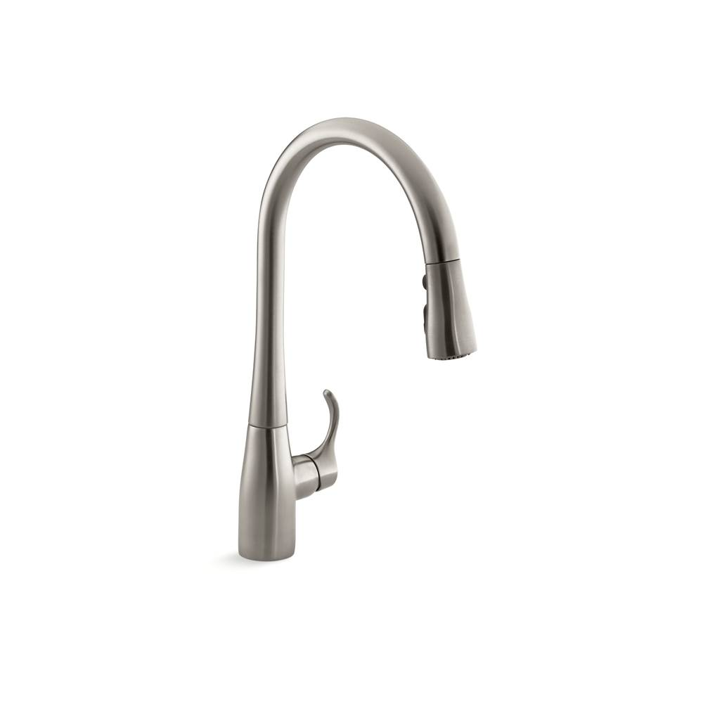 Kohler Single Hole Kitchen Faucets item 596-VS